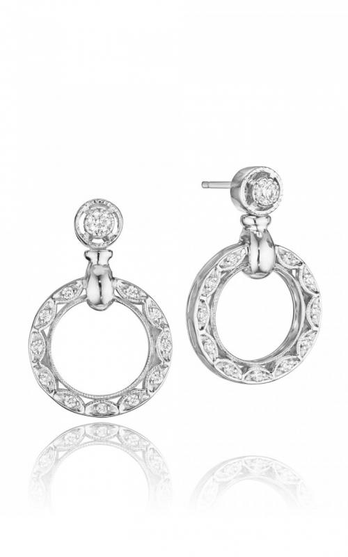 Tacori Classic Crescent Earrings FE557 product image