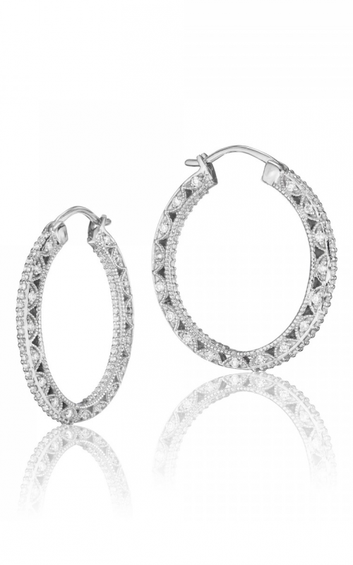 Tacori Classic Crescent Earrings FE596 product image