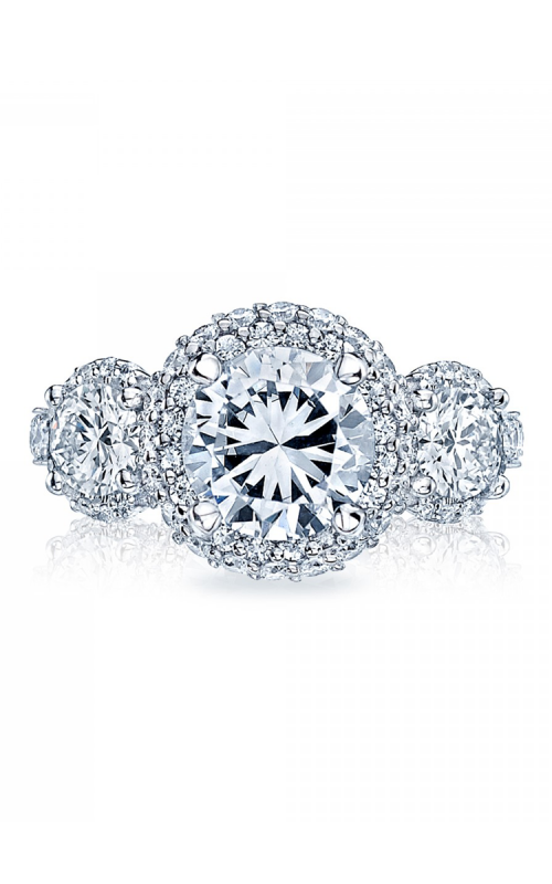 Tacori Blooming Beauties Engagement ring HT2525RD8 product image