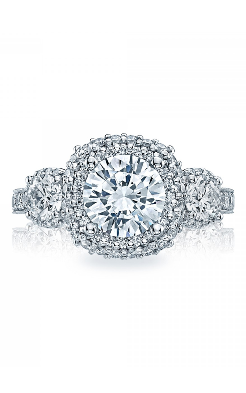 Tacori Blooming Beauties Engagement ring HT2524CU75 product image