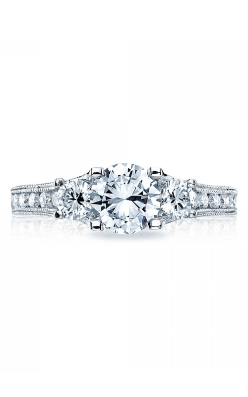 Tacori Reverse Crescent Engagement ring HT25126512X product image