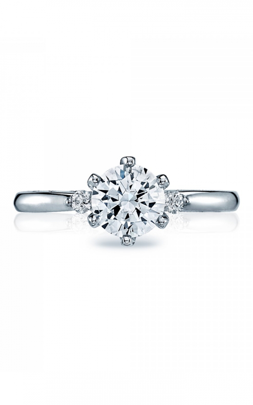 Tacori Sculpted Crescent Engagement ring 56-2RD65 product image