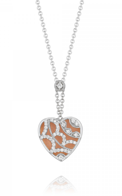 Tacori Champagne Sunset Necklace FP648 product image