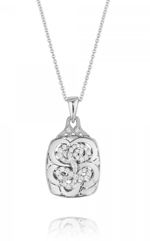 Tacori Monogram Necklace FP664L product image