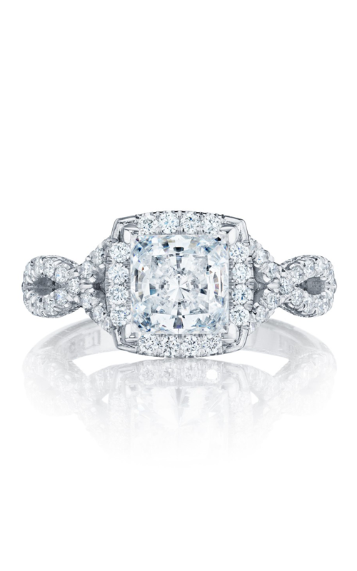 Tacori Petite Crescent Engagement ring HT2549PR65 product image