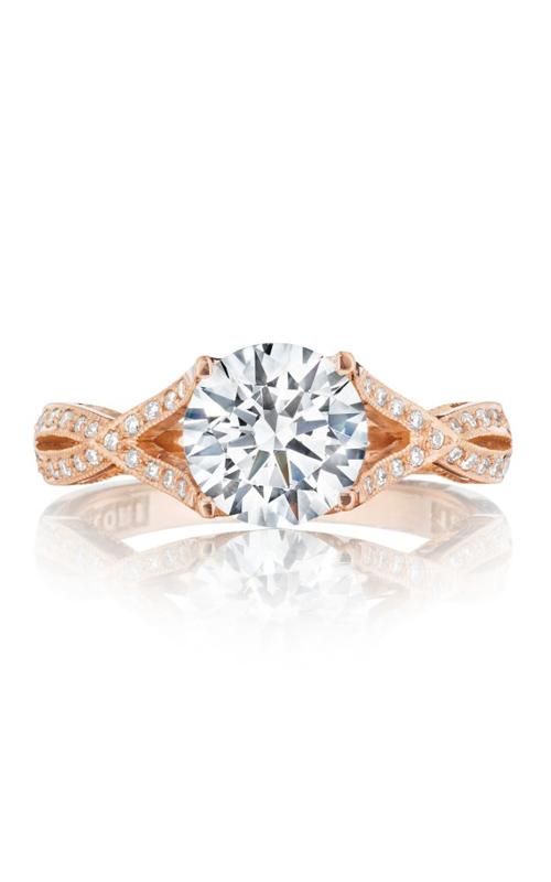 Tacori Ribbon Engagement ring 2565MDRD75PK product image