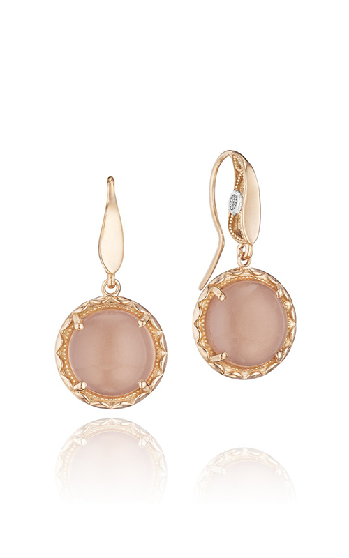 Tacori Moon Rose Earrings SE188P36 product image
