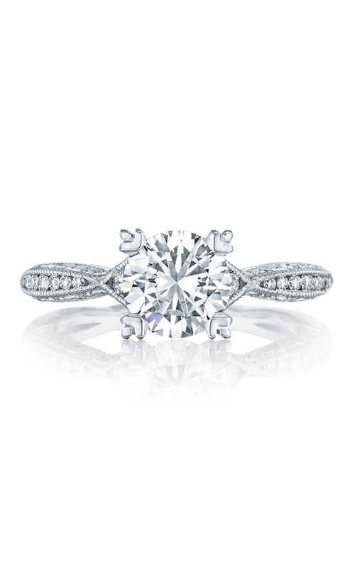 Tacori Classic Crescent Engagement ring 2645RD712 product image