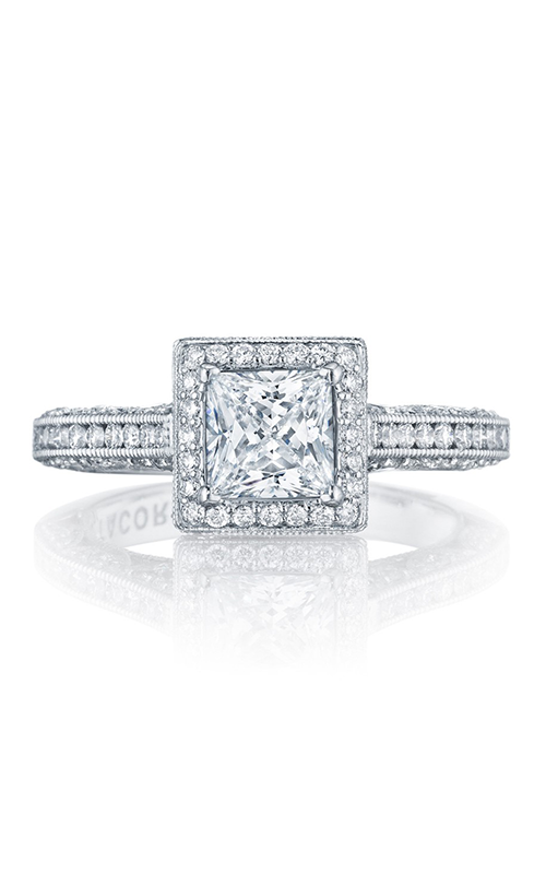 Tacori Classic Crescent Engagement ring HT2550PR55 product image