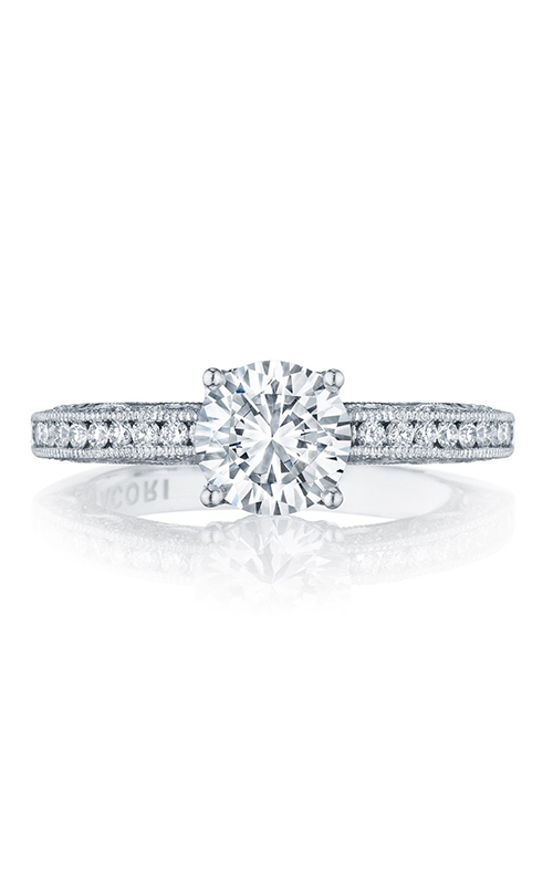 Tacori Classic Crescent Engagement ring HT2553RD7 product image
