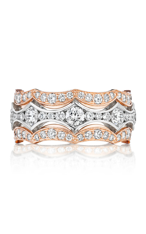 Tacori Adoration Wedding band HT2621BWPK product image