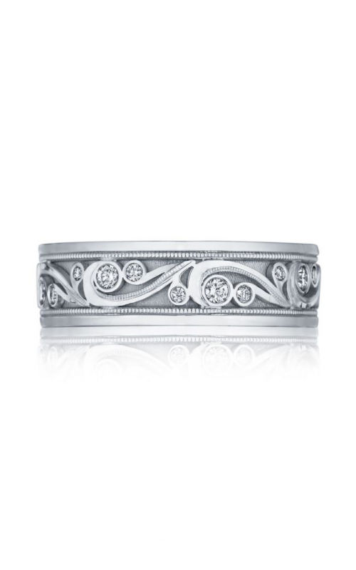 Tacori Sculpted Crescent Wedding band 127-7D product image