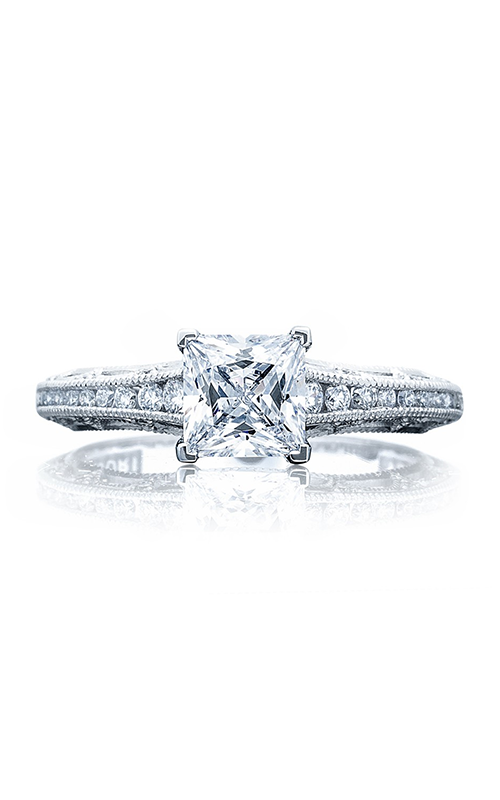 Tacori Reverse Crescent Engagement ring 2617PR55 product image