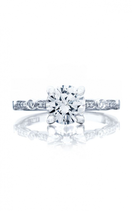 Tacori Sculpted Crescent Engagement ring 202-2RD7 product image