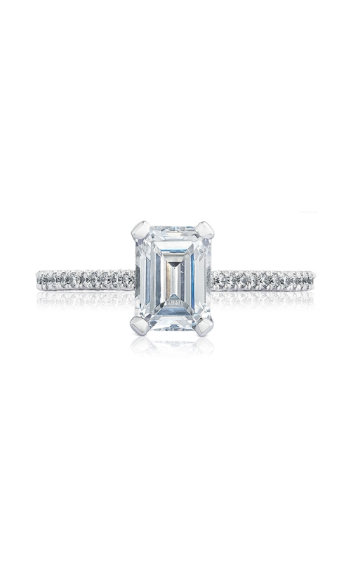 Tacori Petite Crescent Engagement ring HT254615EC75X55 product image