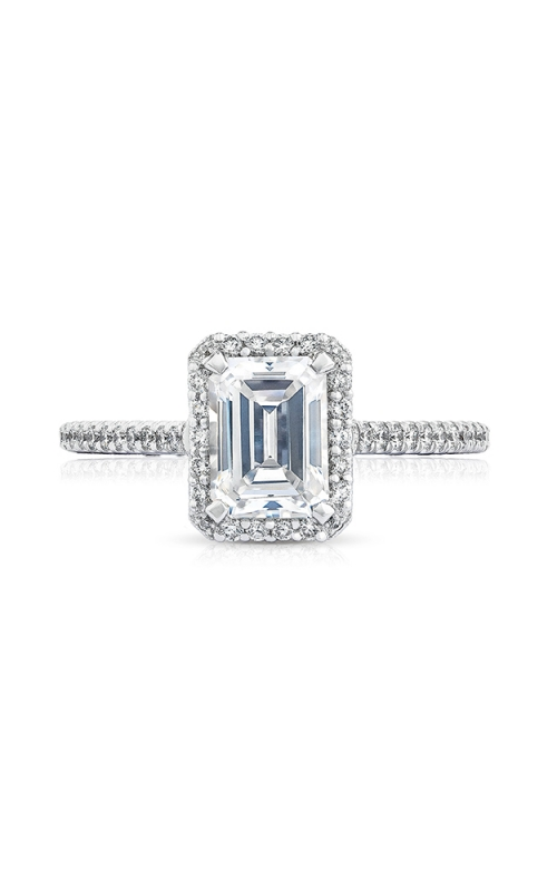 Tacori Petite Crescent Engagement ring HT254715EC75X55 product image