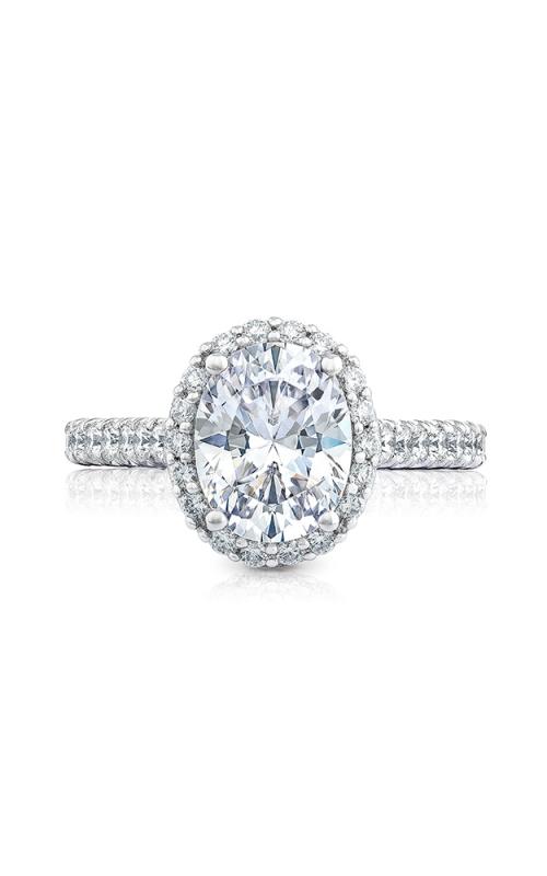 Tacori Petite Crescent Engagement ring HT254725OV95X75 product image