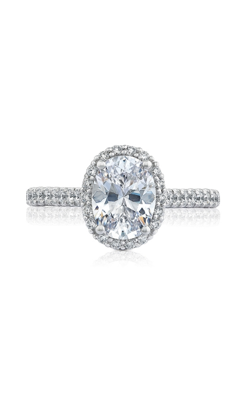 Tacori Petite Crescent Engagement ring HT2547OV85X65 product image