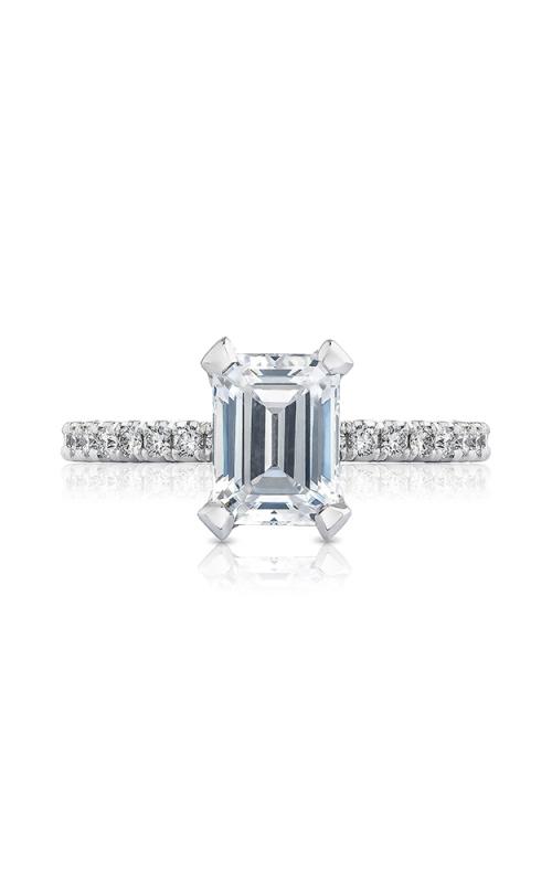 Tacori Petite Crescent Engagement ring HT2545EC8X6 product image