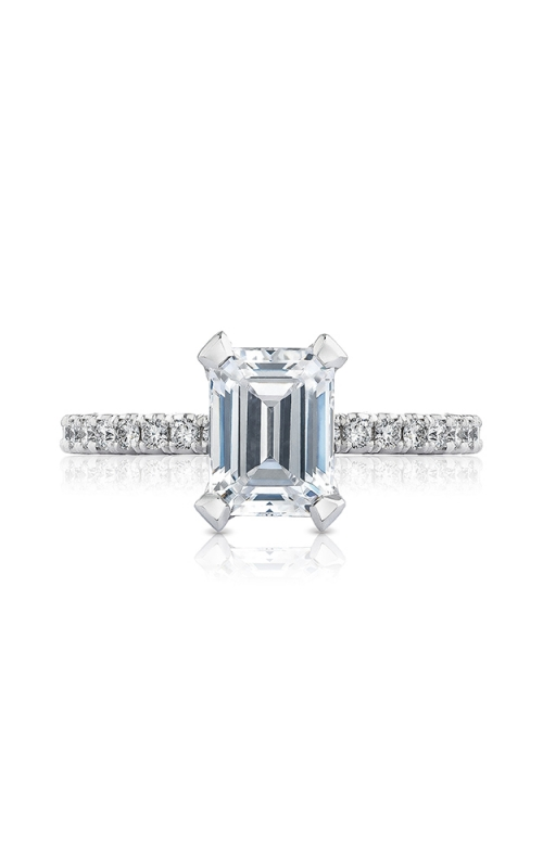 Tacori Petite Crescent Engagement ring HT2545EC8X6 product image