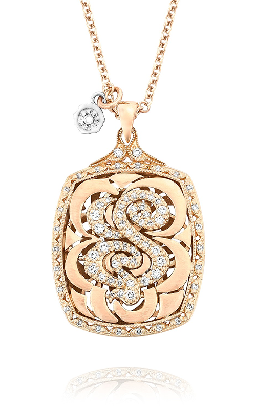 Tacori Monogram Necklace SN221_P product image
