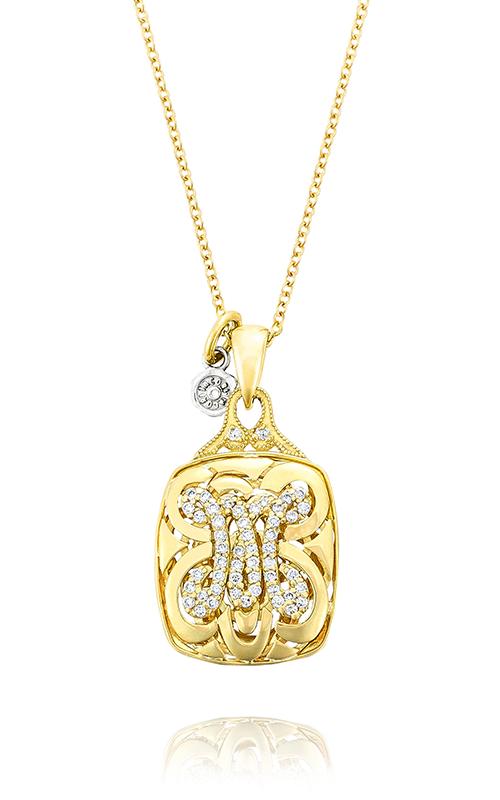 Tacori Monogram Necklace SN223_Y product image