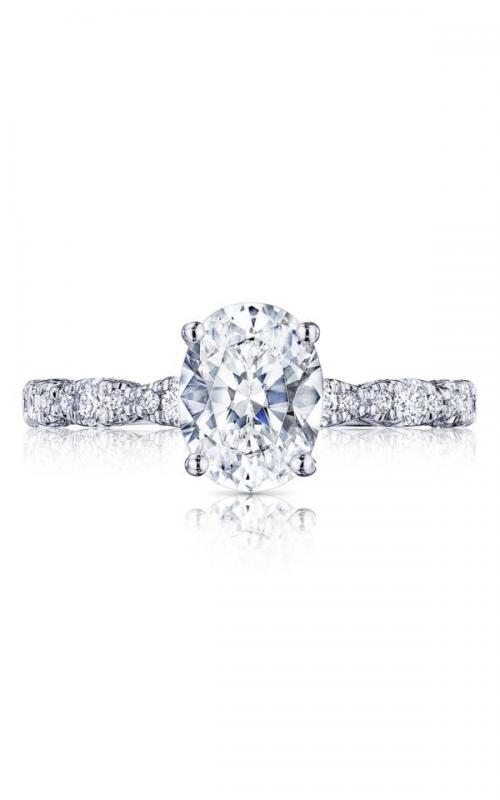 Tacori Petite Crescent Engagement ring HT2559OV85X65 product image