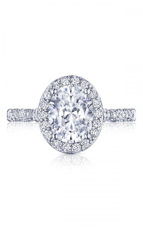Tacori Petite Crescent Engagement ring HT2560OV9X7 product image