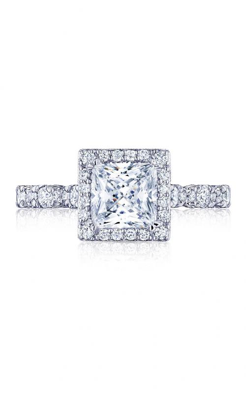 Tacori Petite Crescent Engagement ring HT2560PR6 product image