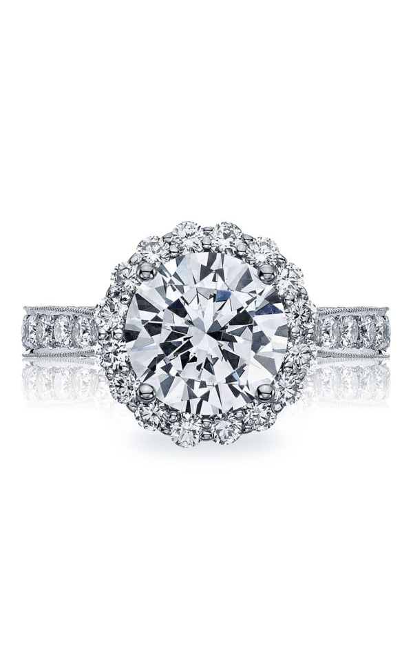 shop tacori ht2605rd95 engagement rings the wedding ring