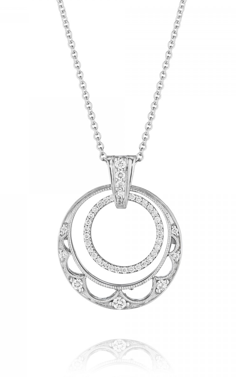 Tacori Reverse Crescent FP589 product image