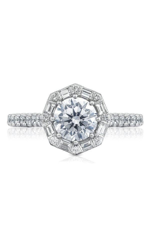 Tacori Petite Crescent HT2556RD65W product image