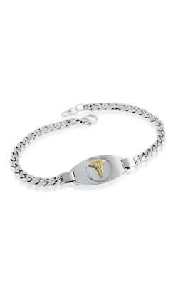 Italgem Steel Men's Bracelets Bracelet SMAB24 product image