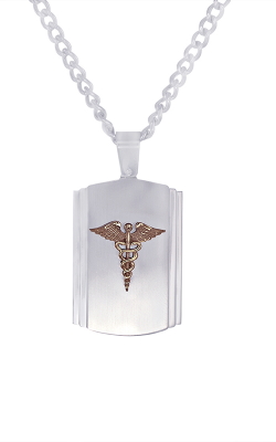 Italgem Steel Men's Necklaces Necklace SMAP1 product image