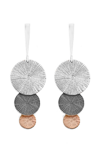 Jorge Revilla Earrings PE-104-533MCH2
