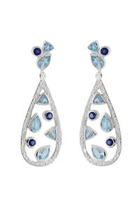 Jorge Revilla Earrings PE-2-4771BT