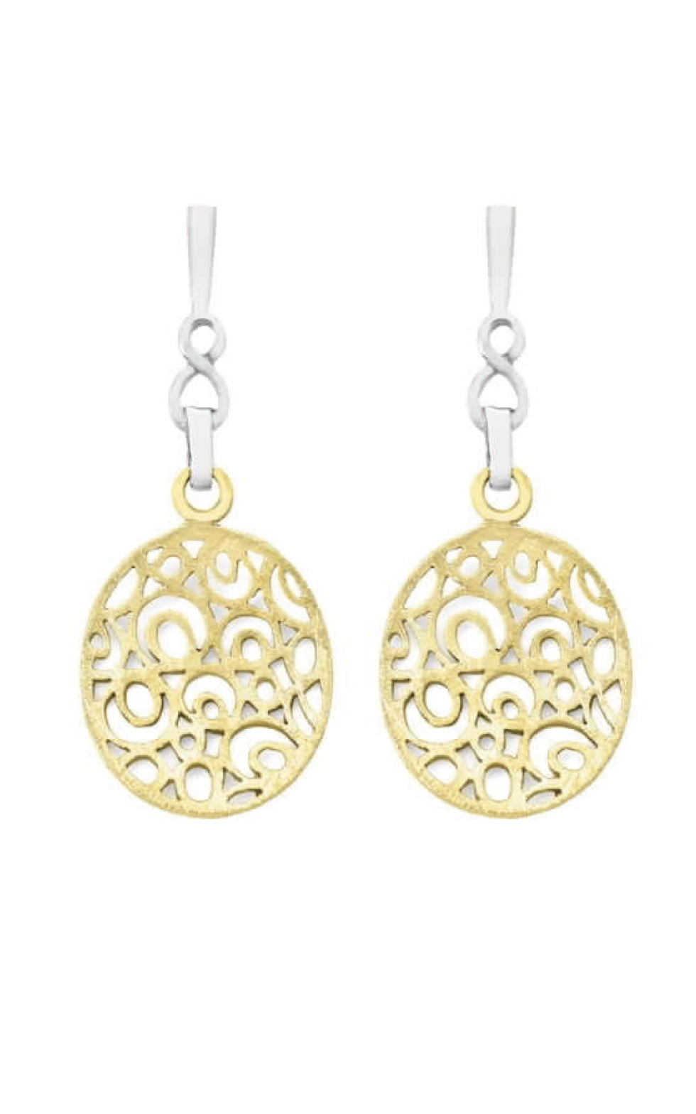Jorge Revilla Earrings Earring PE-97-7011MOH product image
