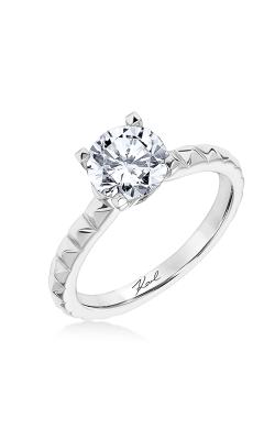 KARL LAGERFELD PYRAMID Engagement Ring 31-KA127GRW-E.00 product image