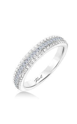 KARL LAGERFELD PYRAMID Wedding Band 31-KA133W-L.00 product image
