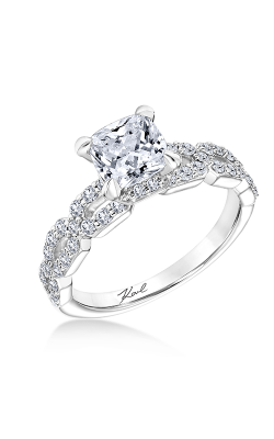 KARL LAGERFELD PERSPECTIVE Engagement Ring 31-KA117GUP-E.00 product image
