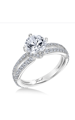 KARL LAGERFELD PERSPECTIVE Engagement Ring 31-KA121GRY-E.00 product image