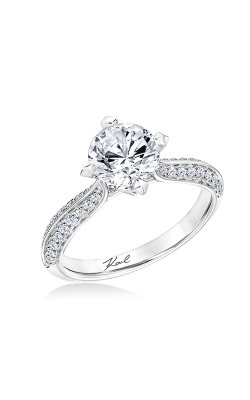 KARL LAGERFELD PYRAMID Engagement Ring 31-KA123GRY-E.00 product image