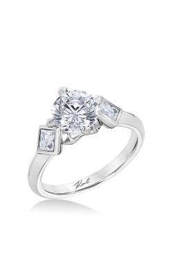KARL LAGERFELD PYRAMID Engagement Ring 31-KA125GRP-E.00 product image