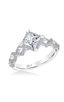 KARL LAGERFELD PYRAMID Engagement Ring 31-KA130ECP-E.00 product image