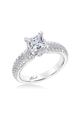 KARL LAGERFELD PYRAMID Engagement Ring 31-KA133GCP-E.00 product image