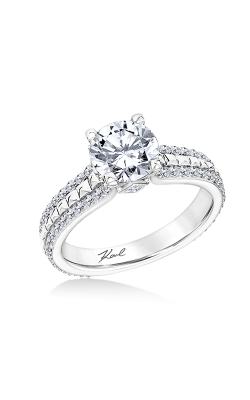 KARL LAGERFELD PYRAMID Engagement Ring 31-KA134GRP-E.00 product image