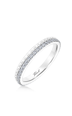 KARL LAGERFELD PYRAMID Wedding Band 31-KA134Y-L.00 product image