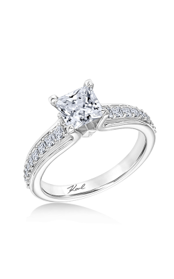 KARL LAGERFELD PYRAMID Engagement Ring 31-KA135GCY-E.00 product image