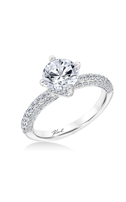 KARL LAGERFELD PERSPECTIVE Engagement Ring 31-KA153GRY-E.00 product image