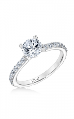 KARL LAGERFELD PYRAMID Engagement Ring 31-KA160ERW-E.00 product image